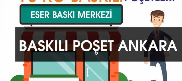 Baskılı Poşet Ankara